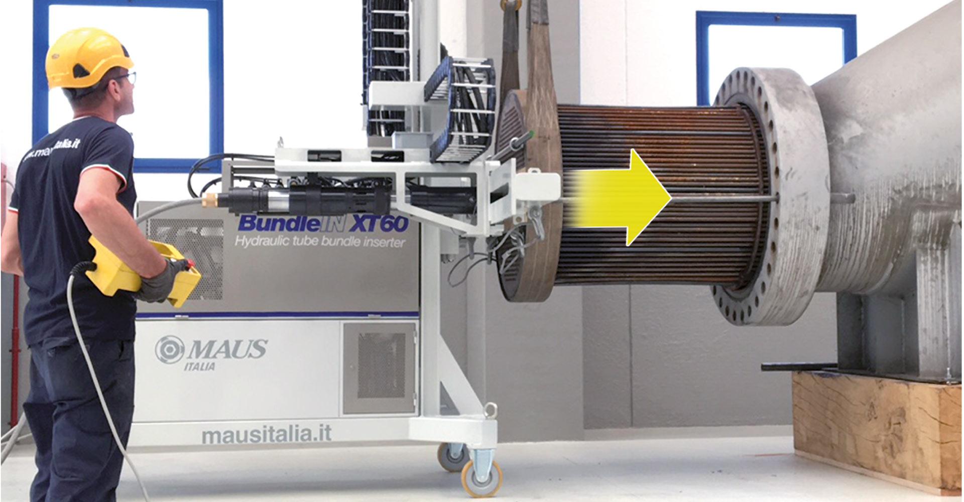 Оборудование BundleINXT60